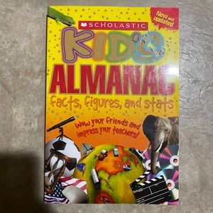 Kids almanac facts, figures, and stats